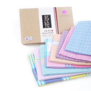 手工织布提花床单
